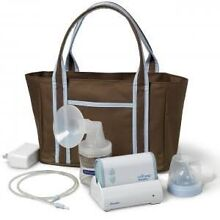 First years electric breast feeding pump Orange Orange Area Preview