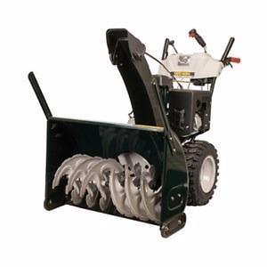 Souffleuse à neige Yard Man 2 phases de 357 cc avec largeur de déblaiement de 30 po