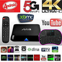 ANDROID TV /MXQs //M8s /M8tS /M5sQUADCORE/WIRLESS KEYBOARDS