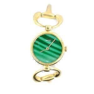 aef0a104978 Gucci Vintage Gold Watch