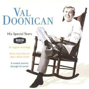 Val Doonican - His Special Years      Dm2 (NEW CD)
