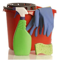 Cleaning Services in Milton and surrounding area