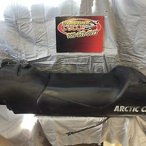 2001 Arctic Cat ZRT 800 Seat and Tank