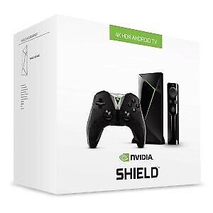 Nvidia Shield TV4K  2017 model with Kodi + APK