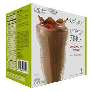 Nutrisystem shake supplements