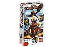Lego Games - Robo Champ, Lava Dragon, Monser