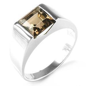 Cast Gem Ring