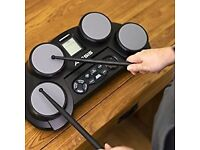 Alesis CompactKit 4 – Tabletop Electric Drum Set