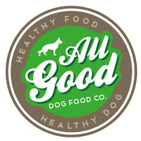P/T Sales Associate at All Good Dog Food