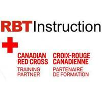 """Red Cross First Responder RIVERVIEW """"Only 2 seats available"""""""