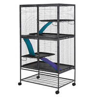 Looking for tall animal enclosure