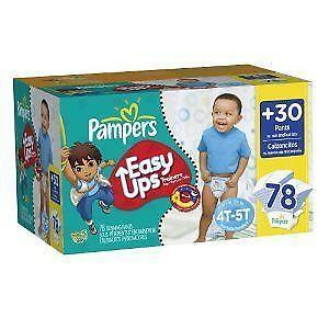 Pampers Easy Ups Baby Ebay