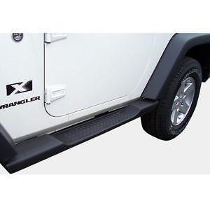 Jeep Wrangler Side Steps Ebay
