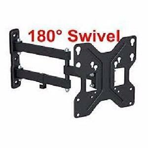 Weekly promo! Tilt and swivel TV Wall Mount Bracket ,different sizes   Higher-Quality, Lower prices!  You can pick up