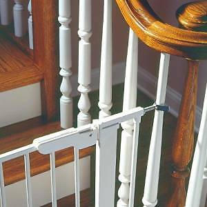 Baby gate kit for staircase spindles-New