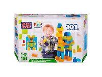 Mega Bloks First Builders 101 pcs