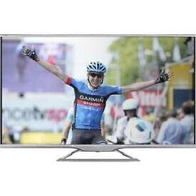 "50"" Full HD Smart 3D LED TV SHARP AQUOS (swap for 4k plus cash your way)"