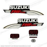 Suzuki 250 Outboard