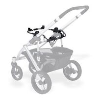 Uppababy Vista Graco infant seat adapter