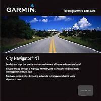 Going For Vacation? Latest 2015 Garmin Europe Asia Middle E maps