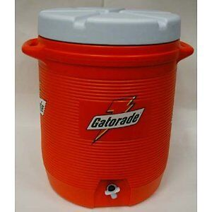10 Gal + Insulated Sports Cooler / Water Cooler