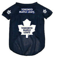 Licenced NHL Toronto Maple Leaf Jersey for Dogs [new]