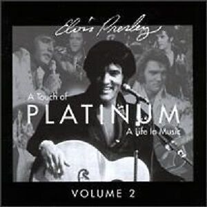 Elvis Presley A Touch Of Platinum Volume 2 Double CD