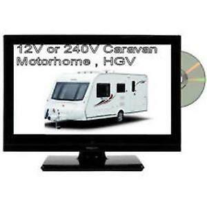 12v tv portable televisions ebay. Black Bedroom Furniture Sets. Home Design Ideas