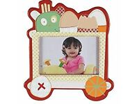 Mamas & Papas - Gingerbread Wooden Photo Frame (RRP:£16.00)