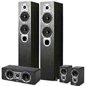 Energy PS500 5 CH Home Audio Speaker System (brand new) $349.99