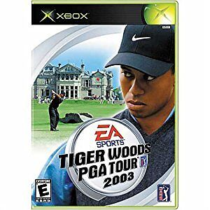 #TelusHelpMeSell - Tiger Woods PGA Tour 2003 Xbox Game
