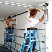 Ottawa Garage Door Service - Best Warranty - Lowest Prices