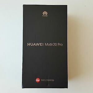 Brand New Huawei Mate 20 Pro Twilight