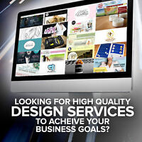 Amazing Website/Graphic Designs - Fast, Experienced, Affordable