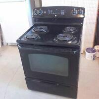 3 Yr old stove