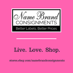 name brand consignments