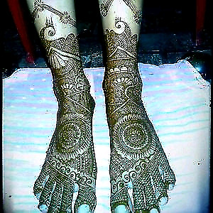Henna for all occasions and events