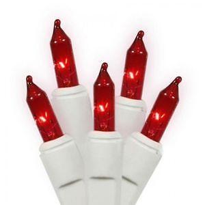 red mini christmas lights - Mini Christmas Tree Lights