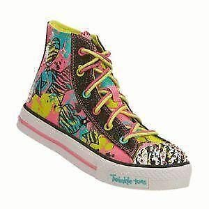Skechers Twinkle Toes Girls Shoes Ebay