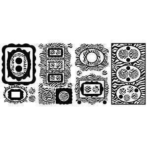 Zebra Print Wall Decor zebra print decor | ebay
