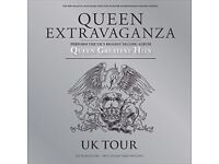 Queen Extravaganza Roger Taylor x3 hull