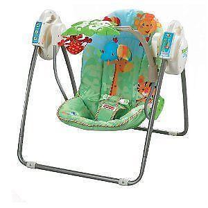 Fisher Price Baby Swing Ebay