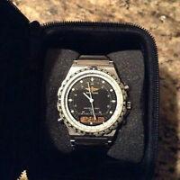 Men's authentic Breitling Jupiter Navitimer 3300 watch.