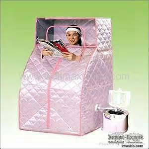 New Portable Home Beauty/Weight Loss/Therapy Steam Sauna IG130,P
