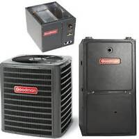 Furnace AND Central Air for ONLY $99 / month FOR BOTH!!