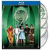 Wizard of oz Blu Ray