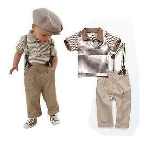 Baby Boy Clothes Cute Newborn Designer Trendy Ebay
