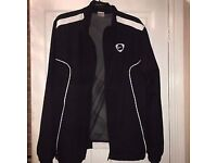 Black Nike training jacket - medium