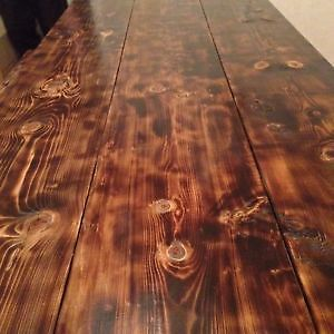 Country style table set. Custom hand crafted Strathcona County Edmonton Area image 2