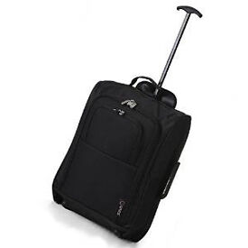 5 CITIES ' TROLLEY BAG HOLDALLS with BACK PACK OPTION(blue) will sell separately. BRAND NEW